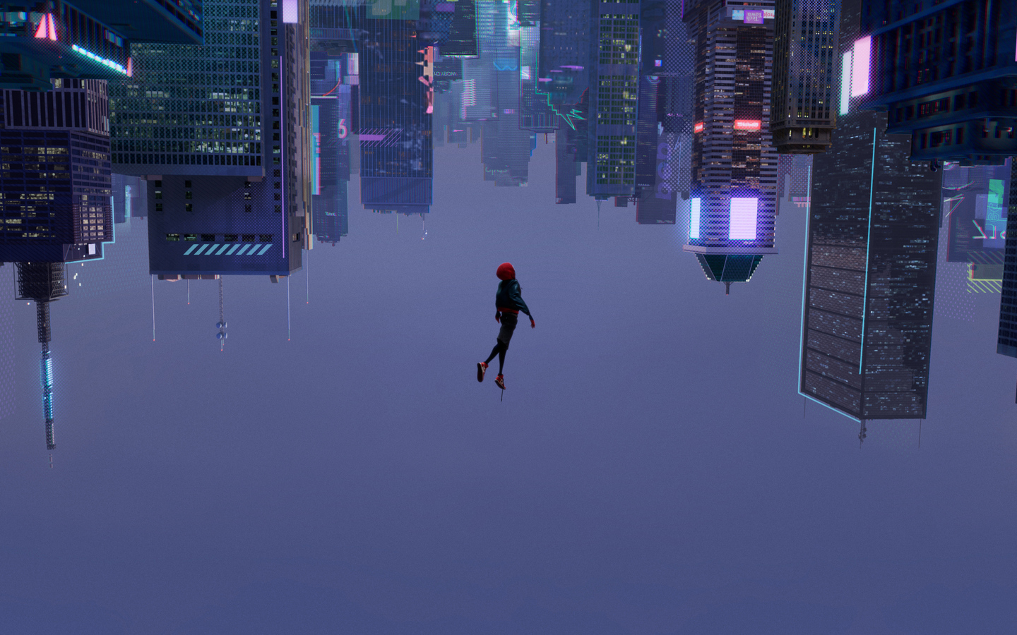 Gotta go Into the Spider-Verse.